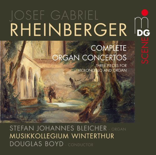 Sämtliche Orgelkonzerte