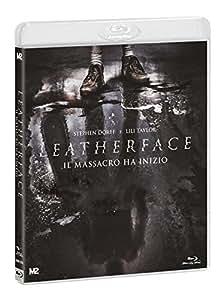Leatherface con Card Tarocco (Blu-Ray)