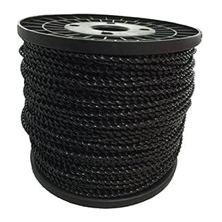 Hilo de Nylon helicoidal bobina desbrozadora 3,3mm x 140m
