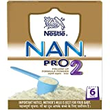 Nestle Nan Pro 2 Follow-Up Infant Formula Powder, After 6 months, 400g