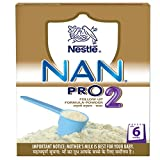 #8: Nestle Nan Pro 2 Follow-Up Infant Formula Powder, After 6 months, 400g