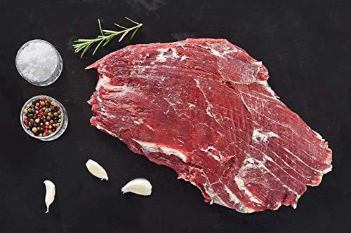 Flank Steak Irisches Angus Bavette Hose Dünnung Rind Weiderind Irish Beef €22,45 KG