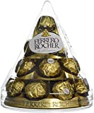 Ferrero Rocher Cone, 17 pieces, 212 g, Pack of 4
