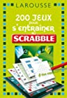 200 jeux pour s'entraîner au jeu Scrabble