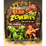 S.L.U.G. Zombies Hungry Humbug, Nutty Nate, Captain Payback by Zombies