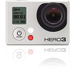 GoPro Hero 3 Edition Camcorder - Silver (11MP)