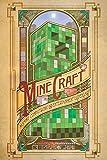 Grupo Erik Editores Minecraft Computronic Comings Poster