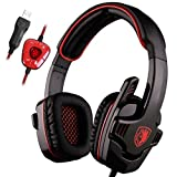 Best TeckNet gaming headset - BlueBeach® 901 Virtual 7.1 Surround Sound USB Gaming Review