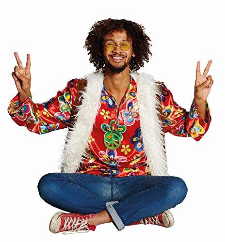 r Power Hippie Karneval Fasching Gr.54 (Halloween-kostüm Hippie)