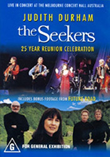 THE SEEKERS ~ 25 YEAR REUNION CELEBRATION (DVD) (PAL) (ALL REGIONS) Test