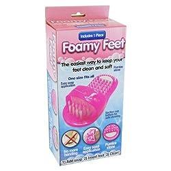 Pink : Foamy Feet (Pink)