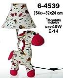 DonRegaloWeb, Projektor- und dekoriert mit Einer Giraffe und Stoff