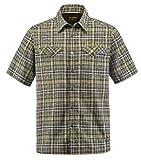 VAUDE Herren Hemd Mens Jotun Shirt II, Basalt/Sulphur, S, 04547