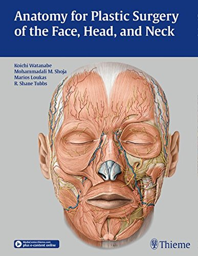 Anatomy for Plastic Surgery of the Face, Head, and Neck (Chirurgie Hals-plastischen)