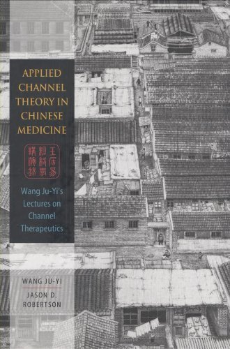 Applied Channel Theory in Chinese Medicine Wang Ju-Yi's Lectures on Channel Therapeutics 1st (first) by Wang Ju-Yi, Jason Robertson (2008) Hardcover