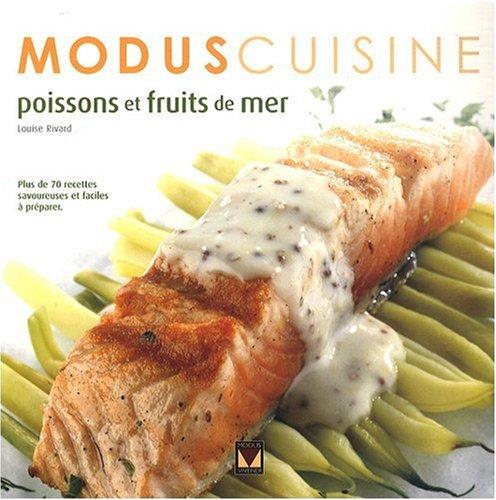 Poissons et fruits de mer par Louise Rivard