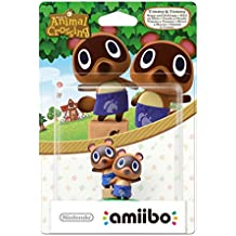 Amiibo 'Animal Crossing' - Méli & Mélo