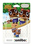 amiibo Animal Crossing Nepp und Schlepp