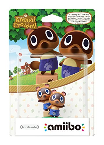 Animal Crossing amiibo: Nepp und Schlepp