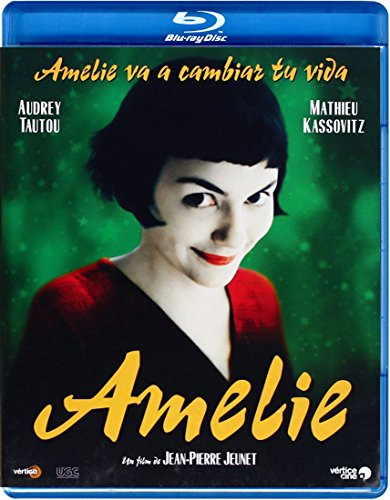Amelie – Edición Sencilla [Blu-ray] 51RPszTnauL