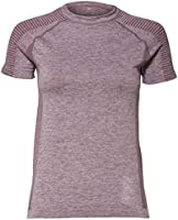 Amazon-Marke: AURIQUE Damen Nahtloses Sport T-Shirt