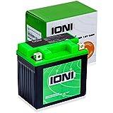 Motocicleta batería 12V 6Ah AGM ioni litio (tipo–mg7zs/similar YTZ7S/YTZ6S)