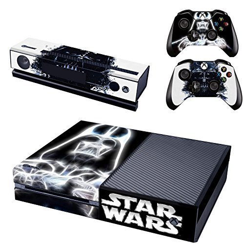 Star War Sticker Decal Skin for Microsoft Xbox One Console Controller Kinect