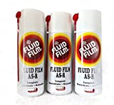 3 X Fluid film AS della R 400 ML