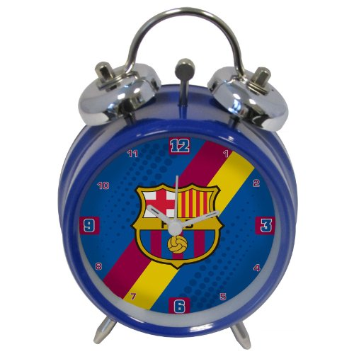 Barcelona campana mini reloj despertador