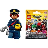Lego Batman The Movie Mini Figure Series Barbara Gordon (Unopened Item) | THE LEGO Batman Movie Minifigures Series Barbara Gordon ?71017-6?