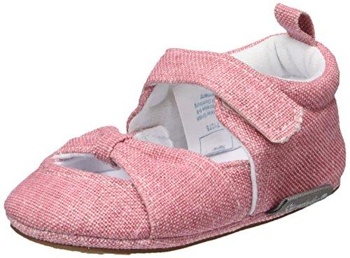 Sterntaler Baby-Sandale, Baby Mädchen Krabbelschuhe, Pink (mandelblüte 715), 15/16 EU