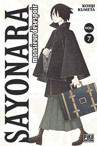 Sayonara Monsieur Désespoir Edition simple Tome 7
