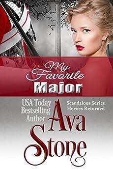 My Favorite Major (Scandalous Series Book 5) (English Edition) par [Stone, Ava]