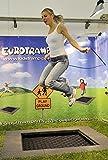 """Eurotramp Kidstramp """"Playground Mini"""" Sprungtuch eckig - 2"""