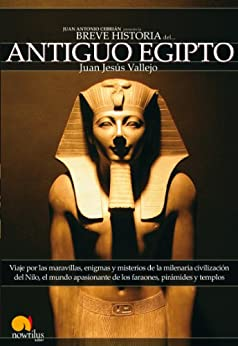 Breve historia del Antiguo Egipto de [Vallejo, Juan Jesús]