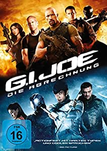 G.I. Joe: Die Abrechnung: Amazon.de: Dwayne Johnson, Bruce