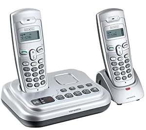 Alcatel Téléphone sans fil DECT VERSATIS 630 VOICE DUO (2 combinés) avec répondeur