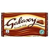 Galaxy Vollmilchschokoladen Tafel - 114g - 4 -er Pack