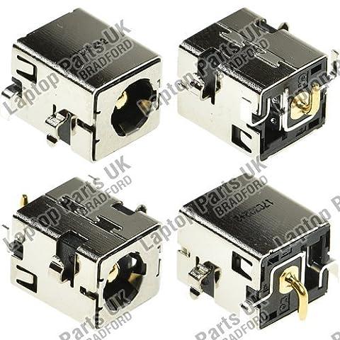 ASUS X53, X53B, X53BE, X53BR, X53BY, X53E, X53S, X53SC, X53SD, X53SE, X53SJ, X53SM, X53SV, X53T, X53U, X53Z series DC Power Jack, Connecteur alimentation, Douille, Port du Connecteur