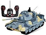 s-idee® 01197 Ferngesteuerter German Tiger Panzer