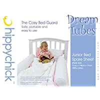 Hippychick Dream Tubes Inflatable Bed Guards/Bumpers - Cot Bed Spare Sheet only