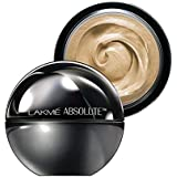 Lakme Absolute Skin Natural Mousse, Ivory Fair 01, 25 g