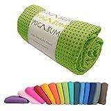 Die besten Yoga-Matte für Hot Yogas - Yogabum klassische Kollektion Anti-Rutsch Yoga-Matte Yoga Handtucher Bewertungen