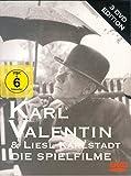 Karl Valentin & Liesl Karlstadt - Die Spielfilme (3 DVDs)