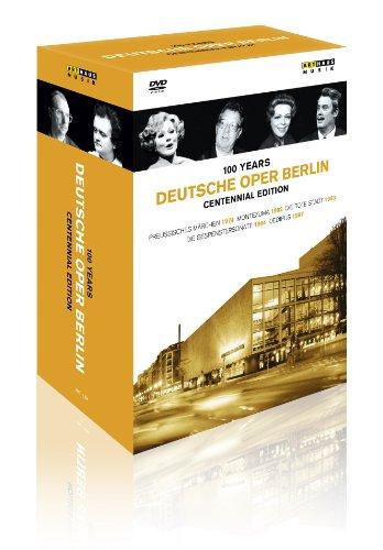 Bild von 100 Jahre Deutsche Oper Berlin - Centennial Edition [5 DVDs]
