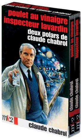 Inspecteur Lavardin - Coffret Polars Chabrol - Vol.3 : Inspecteur