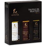 TruffleHunter Truffle Oil Selection (3 x 100ml)