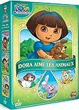 Dora l'exploratrice - Coffret - Dora aime les animaux