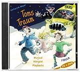 Toms Traum - CD + DVD: Doppel-CD zum gleichnamigen Musical mit Hörspielfassung, Playbacks und DVD