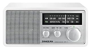 Sangean WR Wn Radio (MW/UKW Tuner, LED, Headphone Jack) (B0024CNUZY) | Amazon price tracker / tracking, Amazon price history charts, Amazon price watches, Amazon price drop alerts